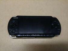 Sony PSP 2001 Slim Black Handheld System.