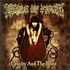 Cradle of Filth - Cruelty & the Beast [New CD] Germany - Import