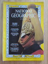 National Geographic June 1966 One Man's London