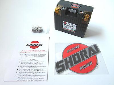 Shorai Battery Honda CRF450X CRF 450 X 05 06 07 08 09 10 11 12 13 14 LFX14L2 NEW