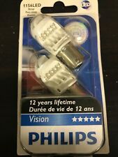 Philips 3157 Intense Red Vision LED Stop//Tail Light 2 Pack