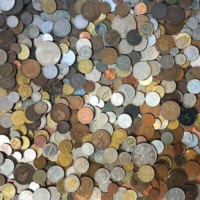 World Coins Mix Bulk Lots 1kg