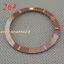 40mm-Red-Black-Blue-Green-Ceramic-Titanium-bezel-insert-fit-GMT-automatic-watch thumbnail 27