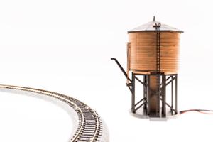 Escala N-Broadway Limited 6131 los iletrados Water Tower Motorizado Con Sonido