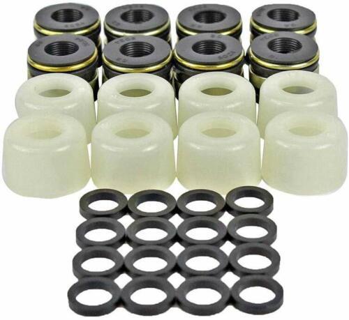 Engine Valve Stem Seal Set DNJ VSS3102 SBC Chevy Small Block 283 305 327 400 3