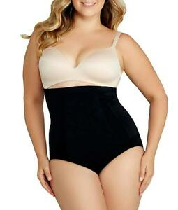 fbb837002ba SPANX Women s Plus Size Oncore High-Waist Brief Very Black Body ...