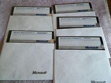 Microsoft Macro Assembler 5.1 Disks MD-DOS & MS-OS/2 - ships worldwide