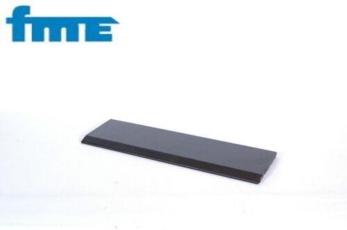Messerstahl 200 x 25 mm HB 500 Länge wählen Bau Stahl Schneidekante