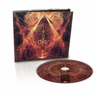 Nile-Vile-Necrotic-Rites-Digipack-CD-Sent-Sameday