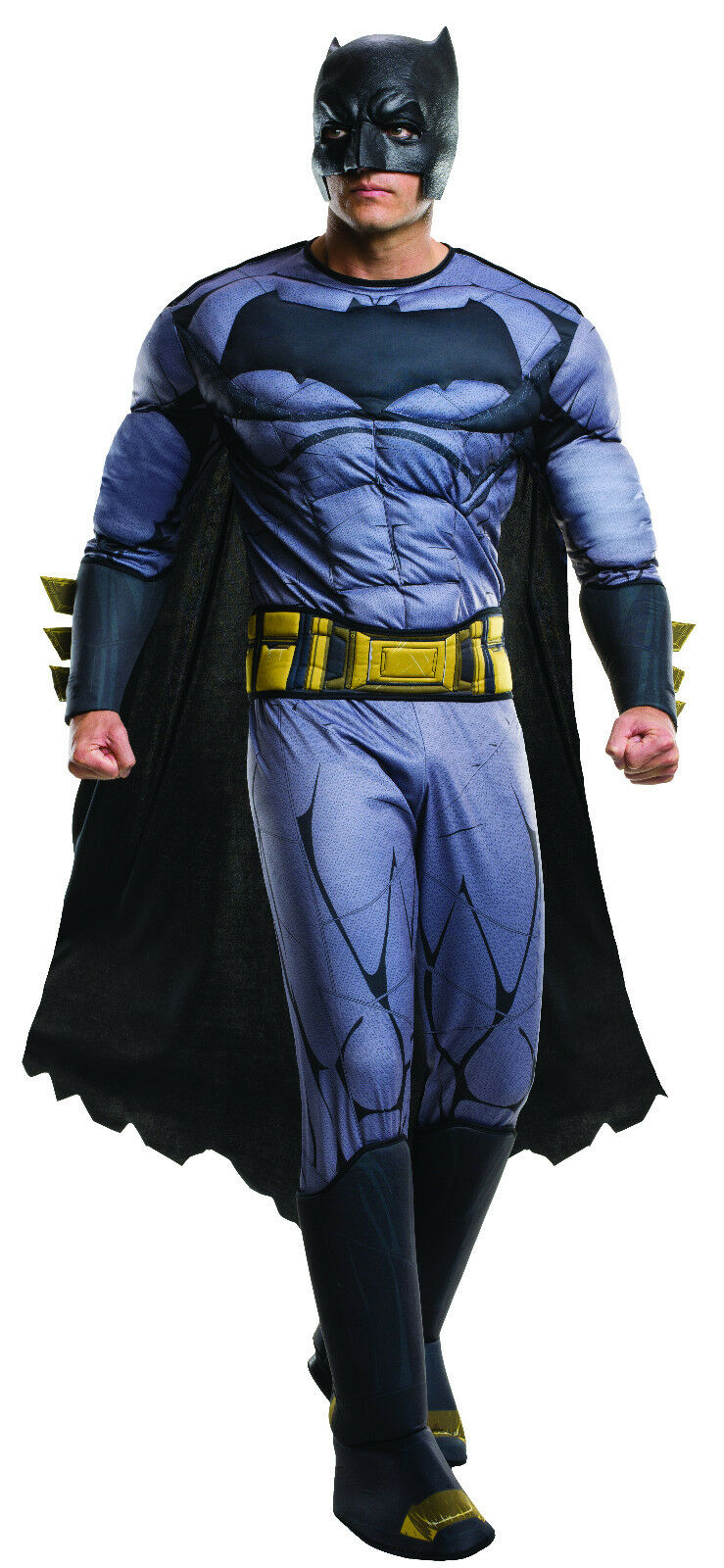 Justice League / Batman versus Superman - Deluxe Batman Adult Costume