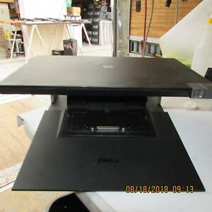 DELL-PRO2X-DOCKING-STATION-AND-DELL-OPW395-MONITOR-STAND