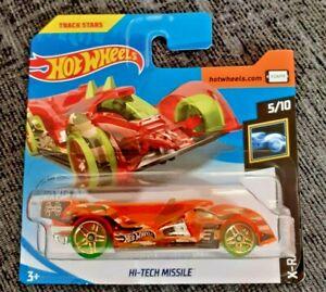Mattel-Hot-Wheels-de-alta-tecnologia-de-misiles-Nuevo-Sellado