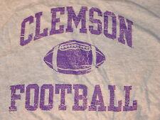 CLEMSON University TIGERS  FOOTBALL  T-Shirt NEW TAG sz..... LARGE