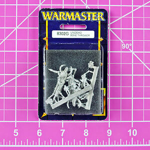 Warmaster 10mm Undead Bone Thrower