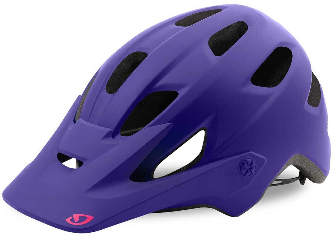 Giro Cartelle MIPS Da donna MTB Ciclismo CascoViola