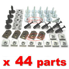 BMW 3 Series E46 UNDERTRAY CLIPS SCREWS ENGINE UNDER COVER SPLASH GUARD SHIELD