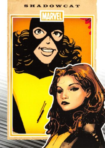 Marvel 75th Anniversary BASE Trading Card #72 2014 Details about  /SHADOWCAT