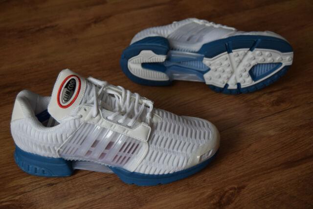 adidas Climacool 1 BA7159 SCHUHE Sneaker In Weiss blau EUR 42 5