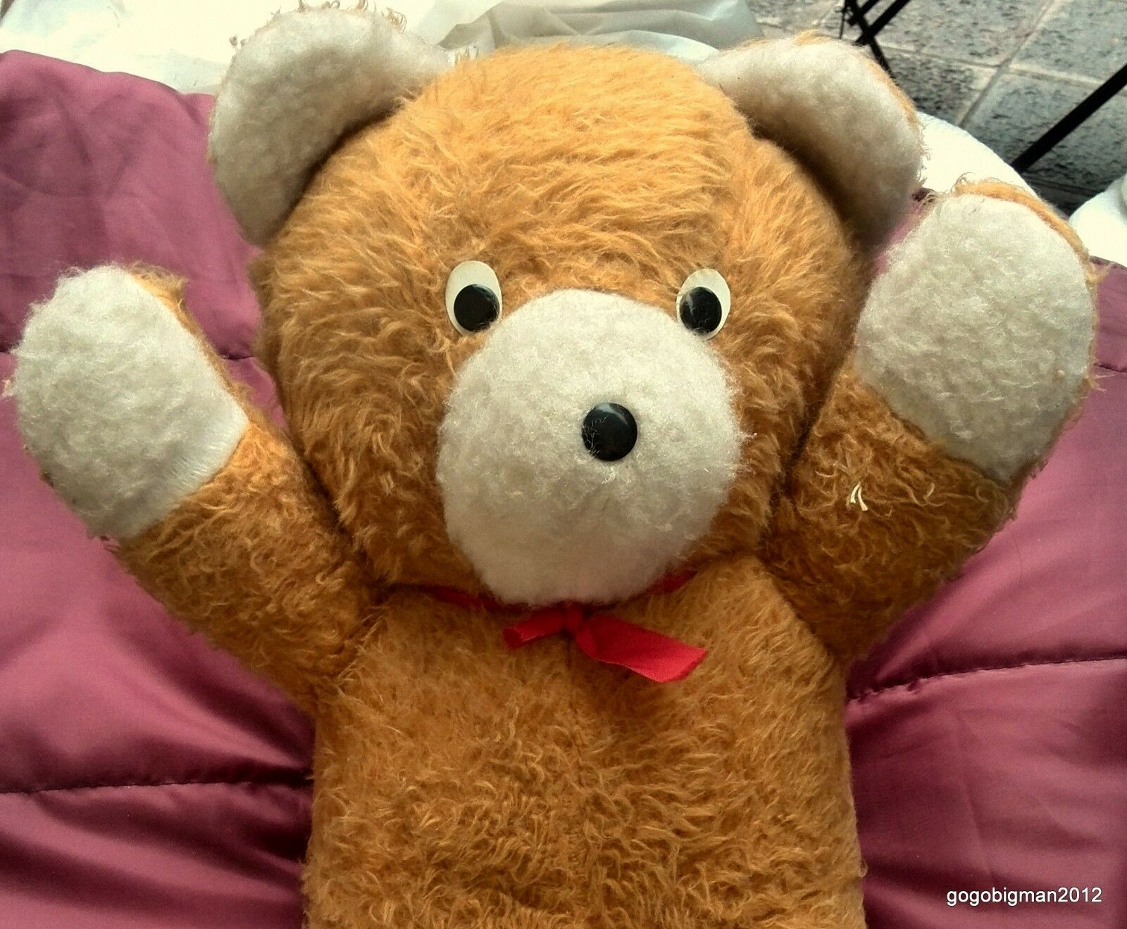 Old Teddy Bear  Before 1960 Made in Germany