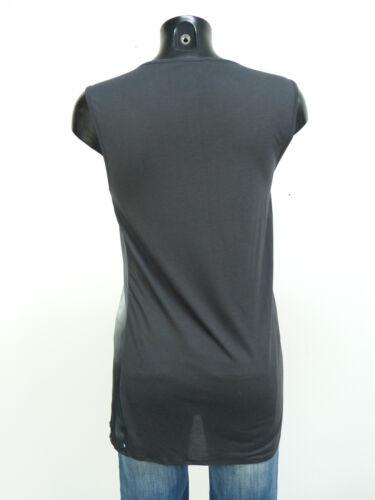 Asymmetrisch Gr Motiv O 36 Neuwertig R Shirt Strenesse Mit 8117 amp; Grau qSTXT8wx