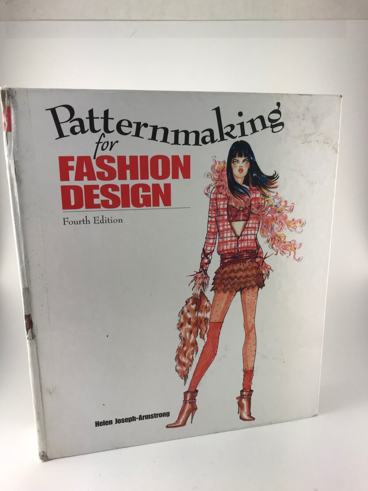 Patternmaking For Fashion Design By Helen Joseph Armstrong Hardcover Revised Edition For Sale Online Ebay