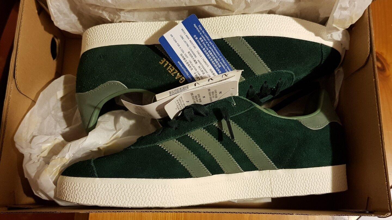 männer adidas originals gazelle größe 7 3) 1 / 2 / 3) 7 bnwt brand new in box 36a584