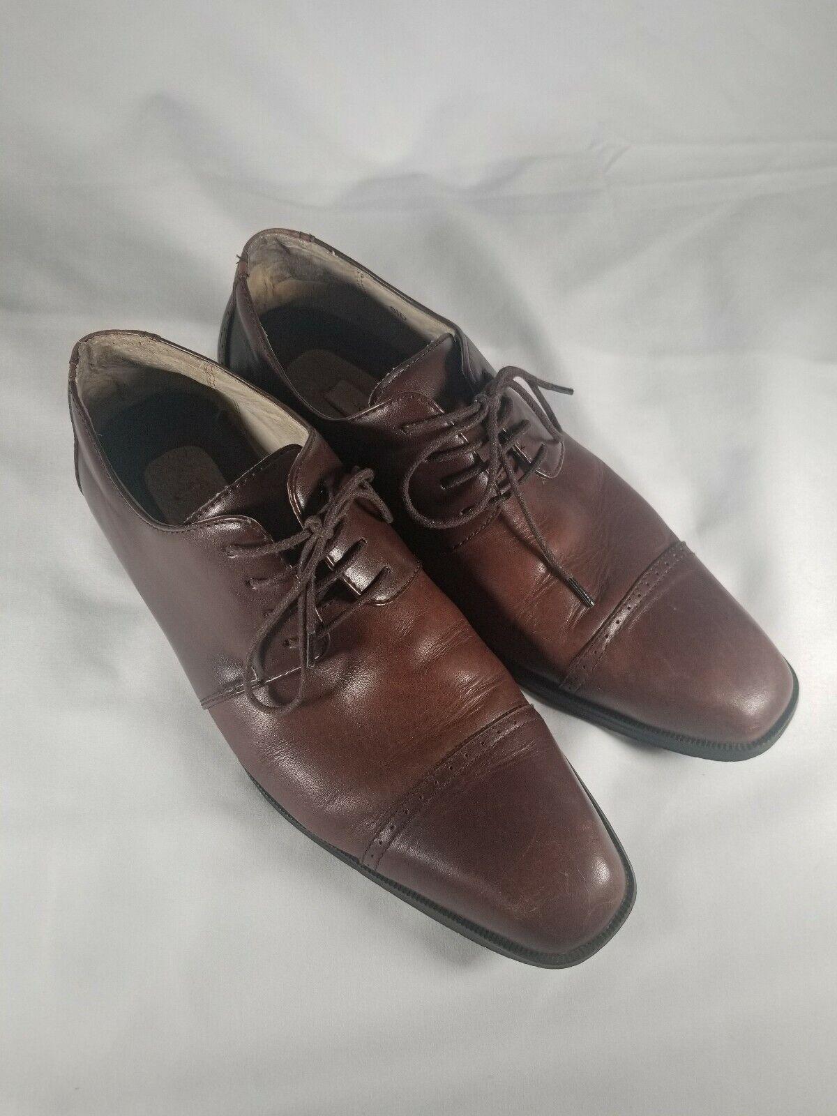 Mens Dress Shoes Joseph Abboud Size 9