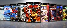 Replacement PlayStation 2 PS2 Titles T-Z Covers and Cases. NO GAMES!