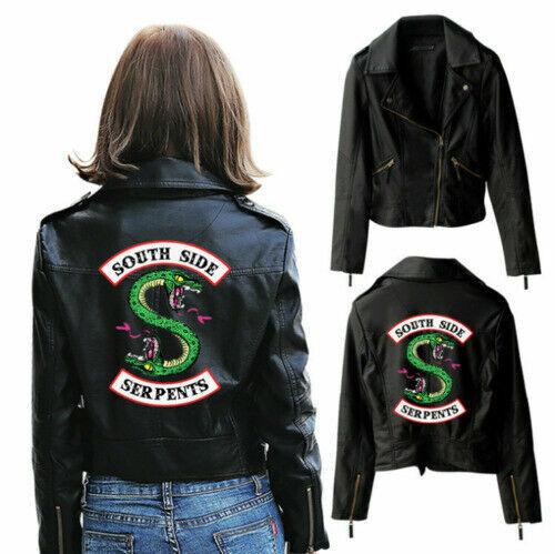 Unisex Jackets Southside Serpents Riverdale Leather Jacket Print Fashion Coats