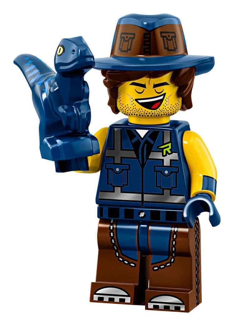 einzelne Figur zur Auswahl LEGO® 71023 Movie 2 Minifigurenserie