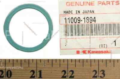 18067-013 EXHAUST PIPE HOLDER GASKET Fits KAWASAKI 11009-1840