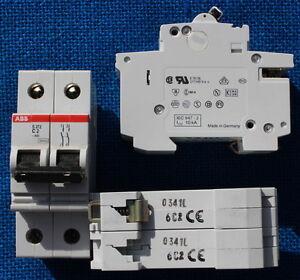 ABB-S-272-C2-400-V-2-x-2-pol-3-Stueck-gebraucht