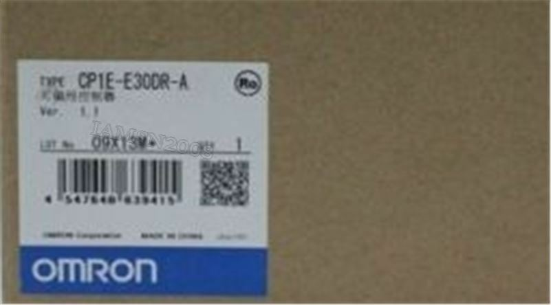 Omron Sysmac cp1e nuevo cp1e-e30dr-a XW cp1ee30dra XW cp1e-e30dr-a 6246f9
