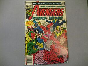The-Avengers-161-Jul-1977-Marvel-Mid-Grade