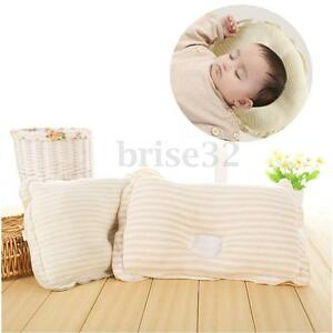 Image is loading Infant-Toddler-Baby-Soft-Pillow-Bedding-Support-Anti- d52f72b2a
