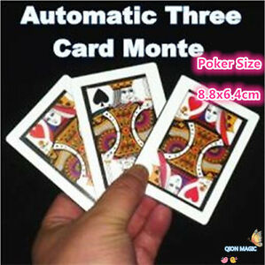how to play 3 card monte poker