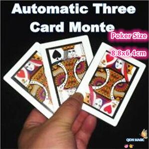 best 3 card monte trick