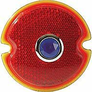 Ford Car Tail Lamp / Taillight Lens Blue Dot Cats Eye 1933-1936
