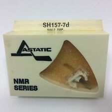 PHONOGRAPH NEEDLE SHURE N44-7 imp. IN ASTATIC PKG SH157-7D,  NOS/NIB
