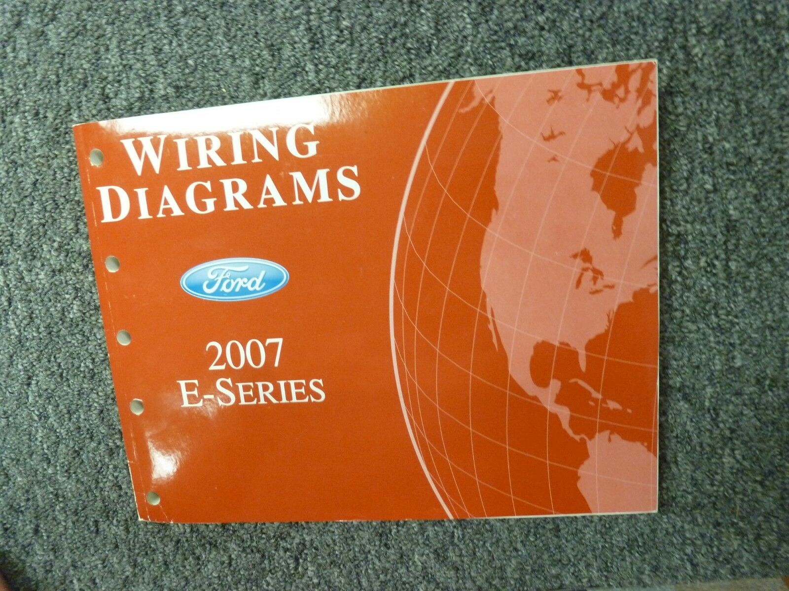 Prime 2007 Ford E Series E 350 Van Electrical Wiring Diagrams Manual Xl Wiring Digital Resources Operbouhousnl