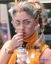 Kimmy Robertson Autographed 8x10 Photo The Last American Virgin (2)
