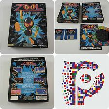 Zool Ninja From The Nth Dimension A Gremlin Game for the Amiga tested&working