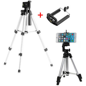 iphone camera stand extendable legs tripod mount stand holder for 8863