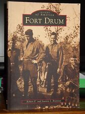 Fort Drum, Images of America, Madison Barracks, WWI, Pine Plains, WWII