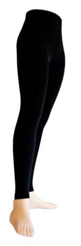 mit kuscheligen Innenfleece  . 2er Pack Damen Thermo Leggings warm und weich