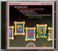 CD Karel ANCERL : Moussorgsky & Shostakovitch.. / Supraphon Digital no IFPI code