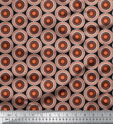 GMD-689A Soimoi Stoff aztekisch geometrisch Stoff Meterware