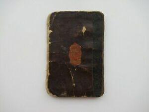 Old-Arabic-Islamic-Muslim-Manuscript-Handwritten-Havass-Talisman-Prayer-Book