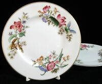 Wedgwood SANDON 2 Bread & Butter Plates WD4010 VERY GOOD CONDITION