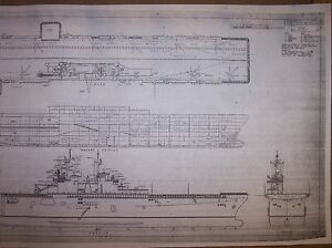 USS WASP LHD 1 ship model boat plans | eBay